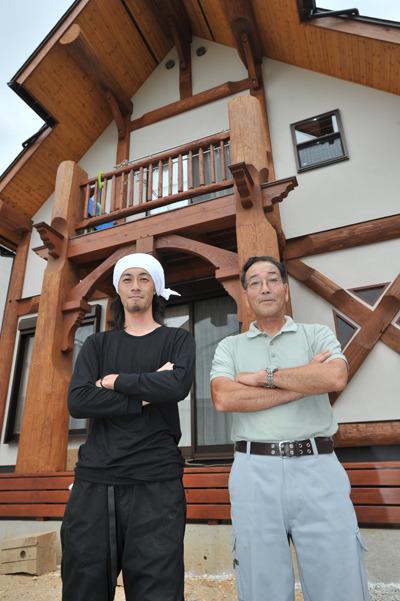 誕生は『神社仏閣の建築職人集団』